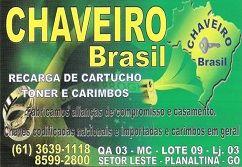 JCS.1 - Chaveiro brasil 6