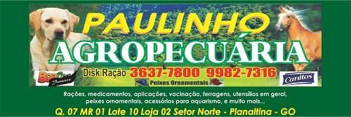Paulinho Agropecuária – EMPRESA – PLANALTINA – GO – BR