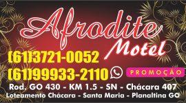 Afrodite Motel – EMPRESA – PLANALTINA – GO – BR