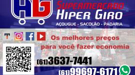 Supermercado Hiper Giro – EMPRESA – PLANALTINA – GO – BR
