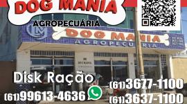 Dog Mania – Agropecuária – EMPRESA – PLANALTINA – GO – BR