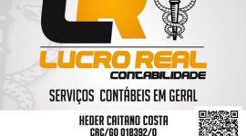 Lucro Real Contabilidade – Serviços Contábeis – EMPRESA – PLANALTINA – GO – BR