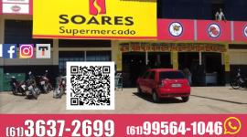 Supermercado Soares – EMPRESA – PLANALTINA – GO – BR