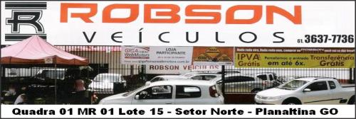 Robson Veículos – EMPRESA – PLANALTINA – GO – BR