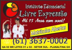 JCS.1 -  Instituto educacional livre expressão 12