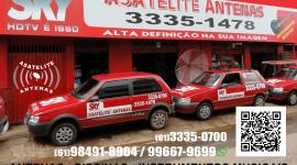 Asatelite Antenas – EMPRESA – SÃO SEBASTIÃO – DF – BR