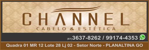 Channel Cabelo e Estética – Salão de Beleza – EMPRESA – PLANALTINA – GO – BR