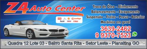 Z4 Auto Center – EMPRESA – PLANALTINA – GO – BR