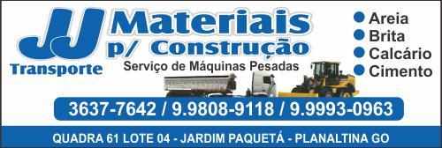 JCS.1 - JJ transporte e materiais de construção - T - 10