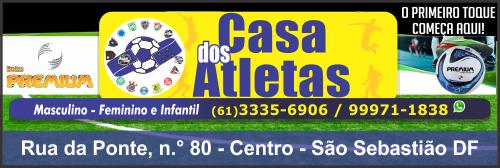 Casa dos Atletas – EMPRESA – SÃO SEBASTIÃO – DF – BR
