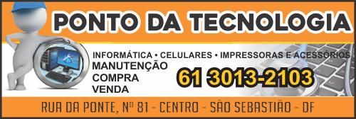 JCS.1 - Ponto da tecnologia - DF - BR - T - 10