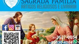 Loja Sagrada Família – Livraria e Artigos Religiosos – EMPRESA – PLANALTINA – GO – BR