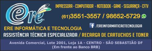 ERE – Informática e Tecnologia – EMPRESA – SÃO SEBASTIÃO – DF – BR