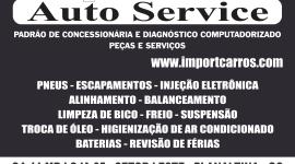 Import-Car Auto Service – Alinhamento e Balanceamento – EMPRESA – PLANALTINA – GO – BR
