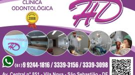 HD Clínica Odontológica – EMPRESA – SÃO SEBASTIÃO – DF – BR