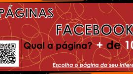 Páginas no Facebook – BR – T