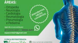Clínica de Fisioterapia Espaço Vida – EMPRESA – JARDIM BOTÂNICO – DF – BR