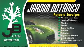 JB – Centro Automotivo Jardim Botânico – Peças e Serviços – EMPRESA – JARDIM BOTÂNICO – DF – BR