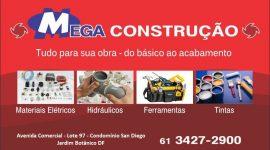 Mega Construção – EMPRESA – JARDIM BOTÂNICO – DF – BR