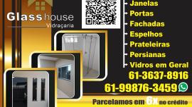 Glass House Vidraçaria – EMPRESA – PLANALTINA – GO – BR