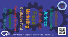 Administração de Empresas com Sucesso – Método CEL – BR – T