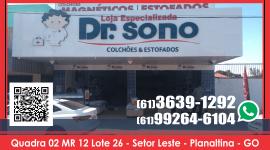 Dr. Sono – Colchões e Estofados – EMPRESA – PLANALTINA – GO – BR