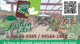 Garden Center – Floricultura – EMPRESA – PLANALTINA – GO – BR